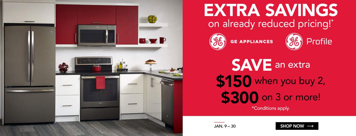 GE Exclusive Offer