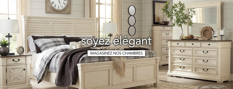 Magasiner les meubles de chambre � coucher