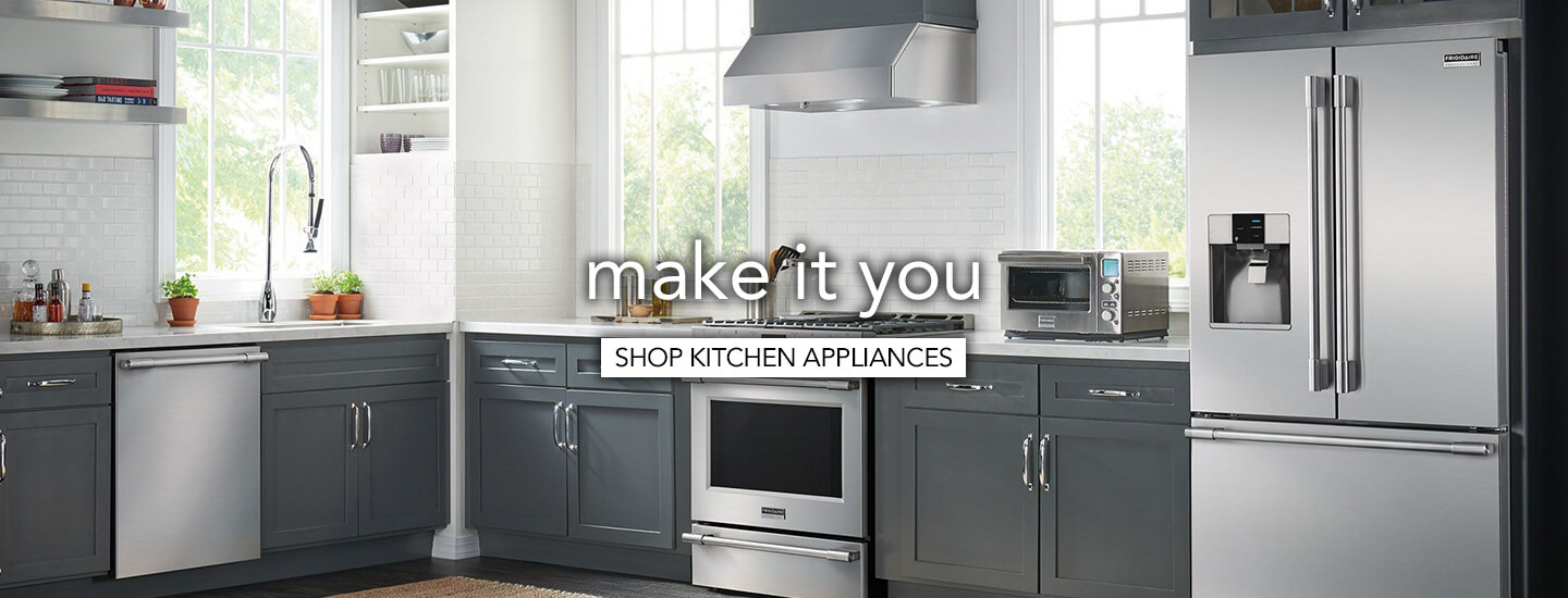 Shop Kitchen Appliances