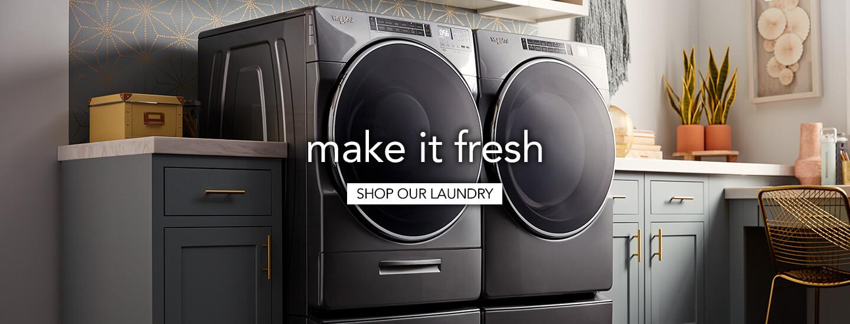 Shop Laundry Appliances