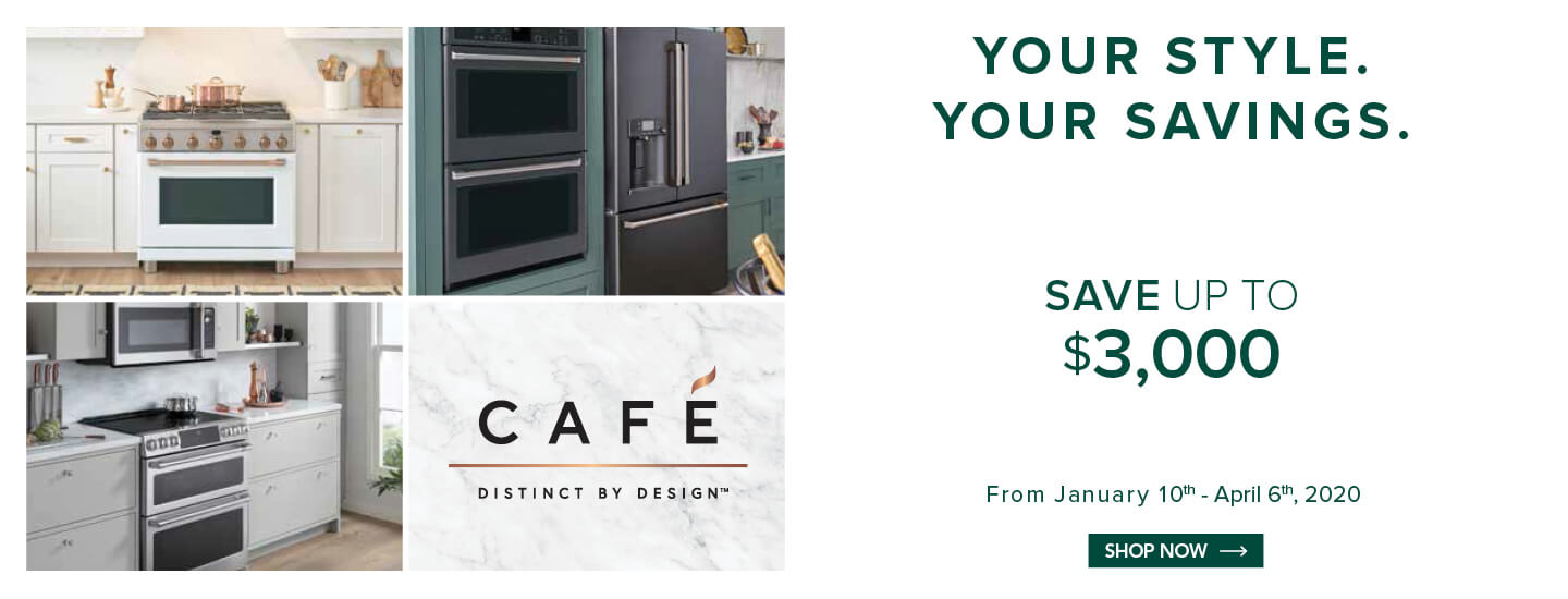 Café - Your Style. Your Savings.