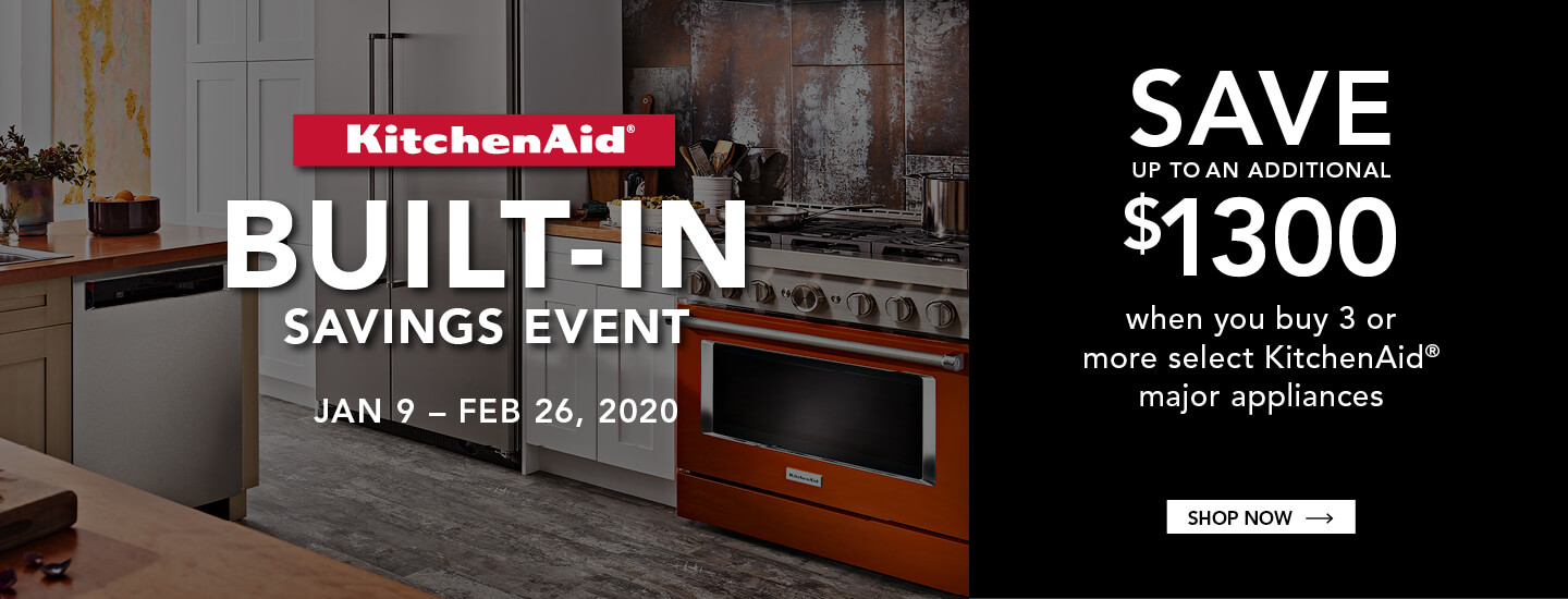 KitchenAid - Built-In Event