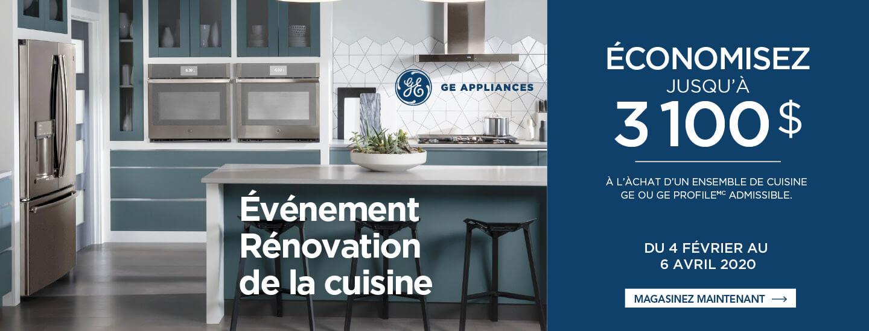�v�nement R�novation de la cuisine GE