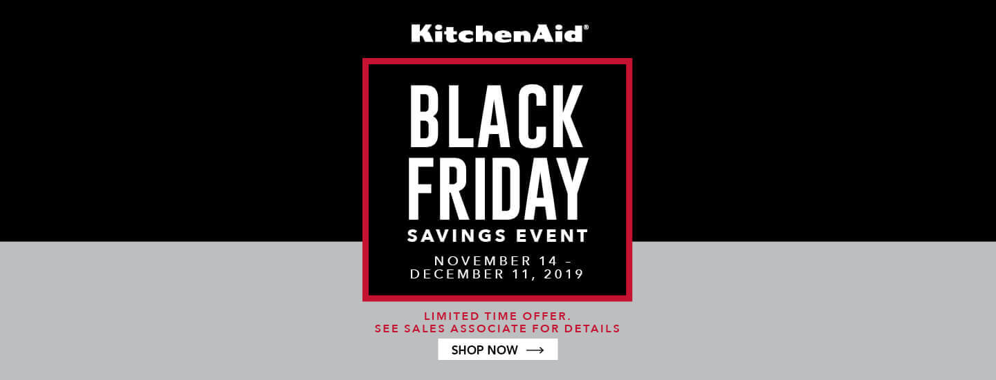 KitchenAid Black Friday 2019