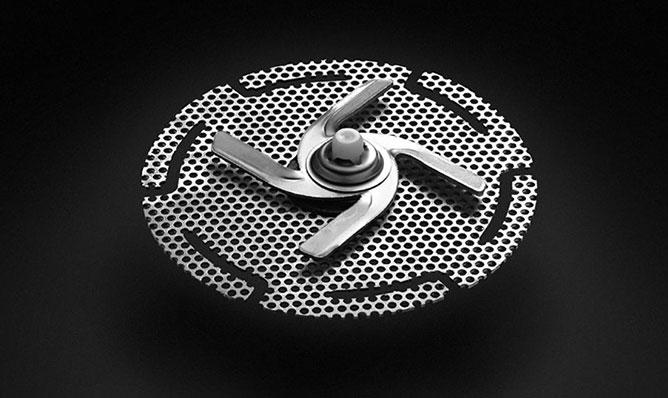 Lave-vaisselle Maytag Broyeur en acier inoxydable à 4 lames