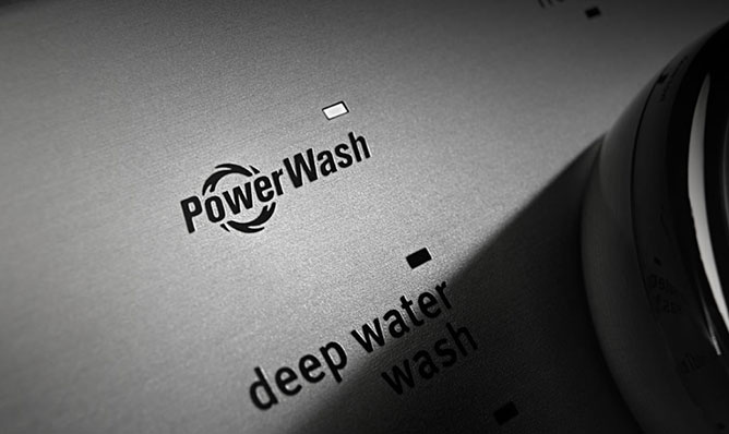 Maytag Washers PowerWash Cycle
