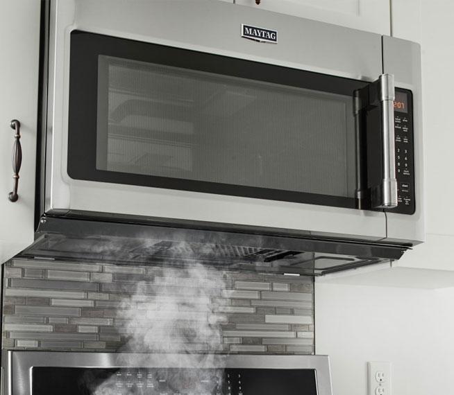 Microwave/Hood Combinations