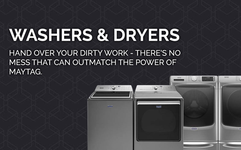 Maytag Laundry Appliances
